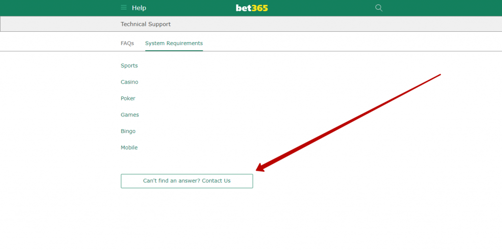 Bet365 official site review
