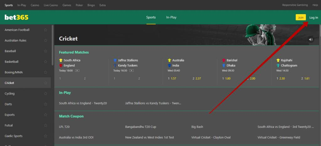 Bet365 sports betting review