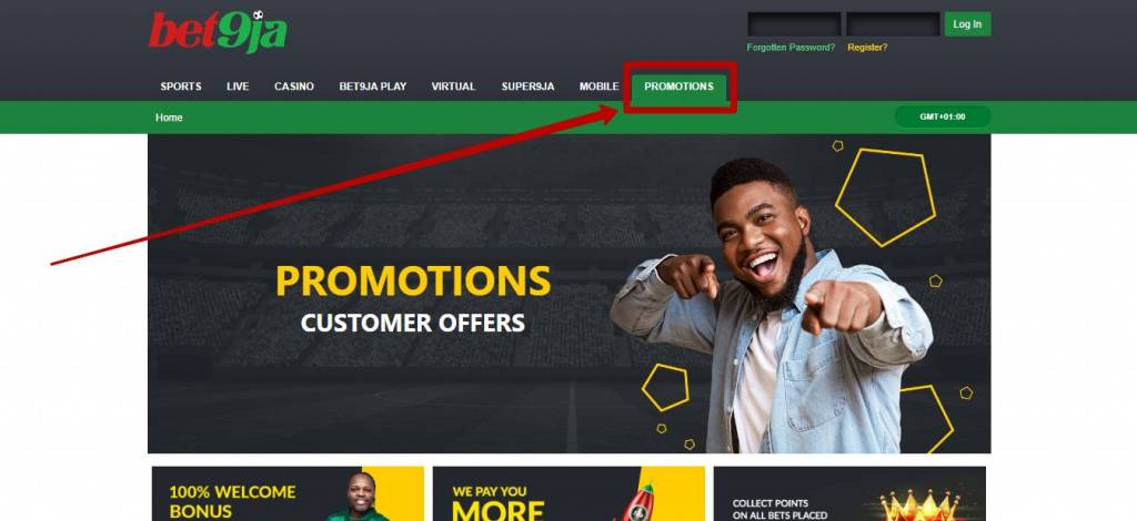 Bet9ja promotion codes for betting