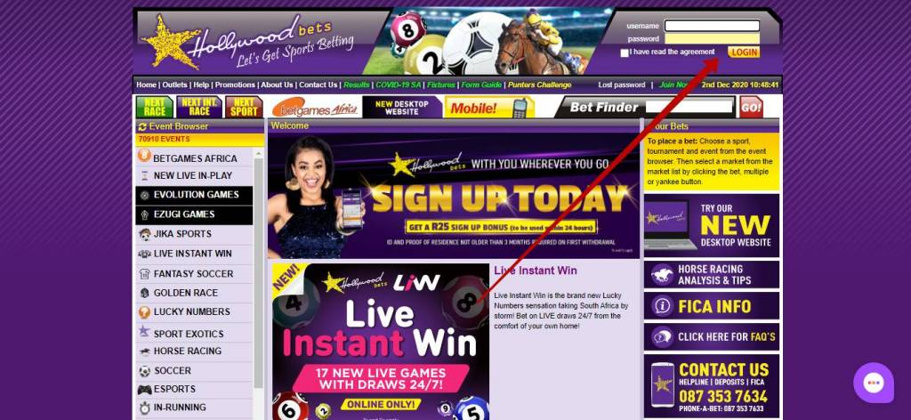 Hollywoodbets review in Africa