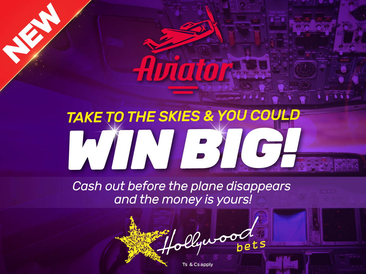 Aviator game Hollywoodbets