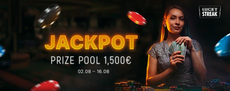 Jackpot by Betwinner